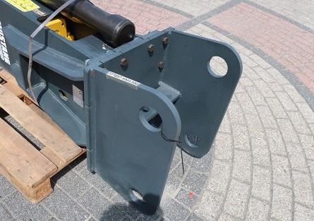 Martello idraulico Mustang Hammer HM1300 in vendita - foto 4