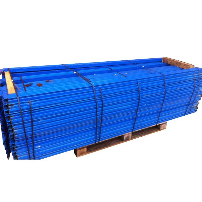Traverso blu in metallo per scaffalature Metal system in vendita - foto 4