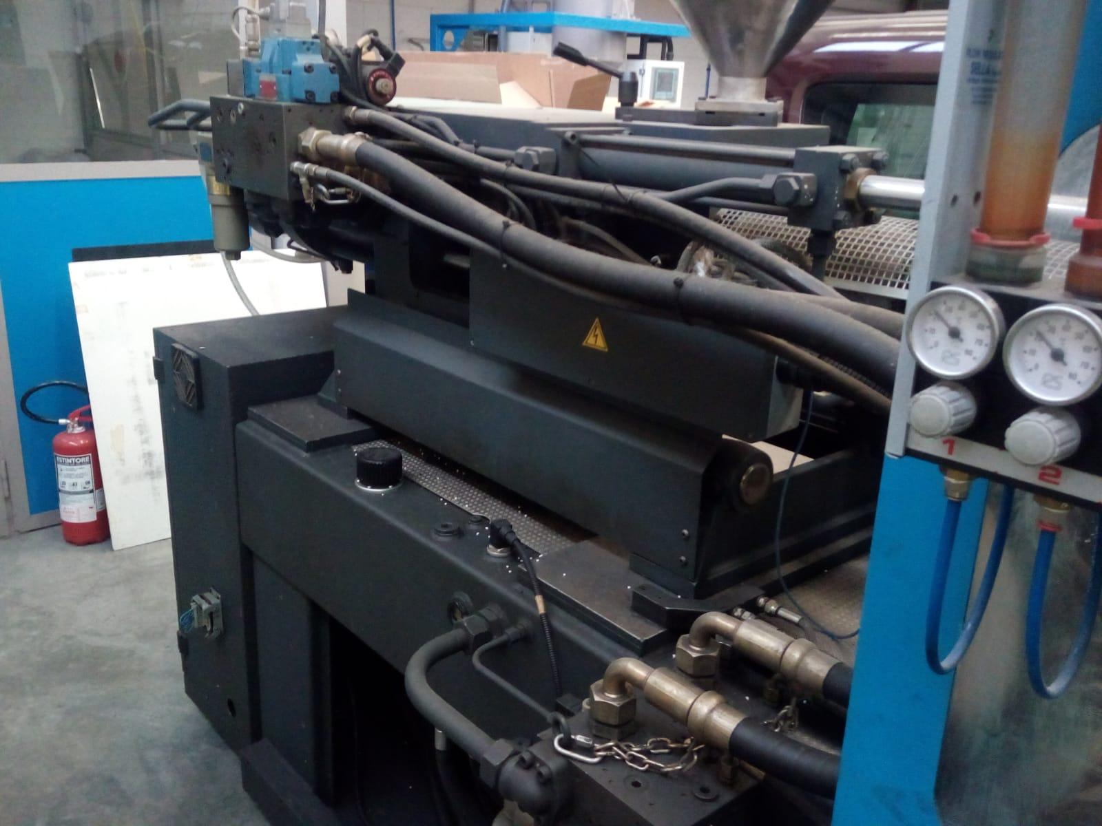 Pressa a iniezione per stampaggio plastica in vendita - foto 2