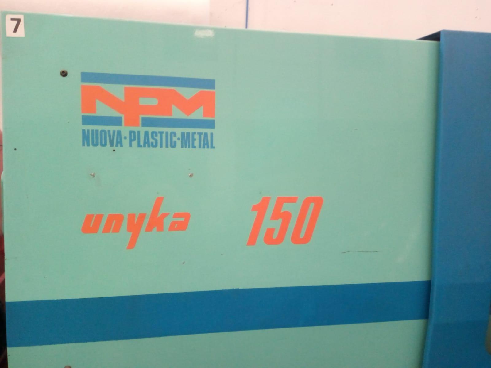 Pressa a iniezione per stampaggio plastica in vendita - foto 3