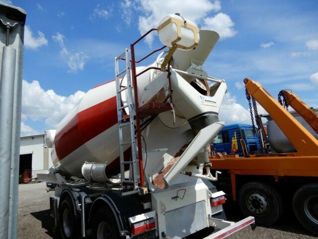 Semirimorchio betoniera PUTZMEISTER M/20T/33 in vendita - foto 2