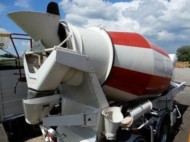 Semirimorchio betoniera PUTZMEISTER M/20T/33 in vendita - foto 1