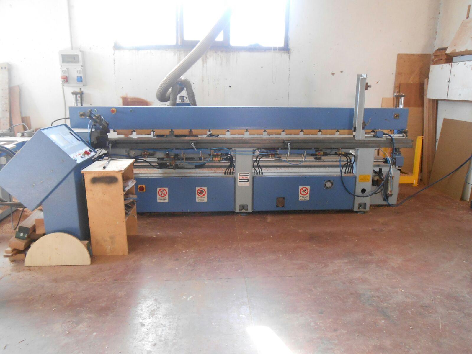 Macchine da falegnameria in vendita