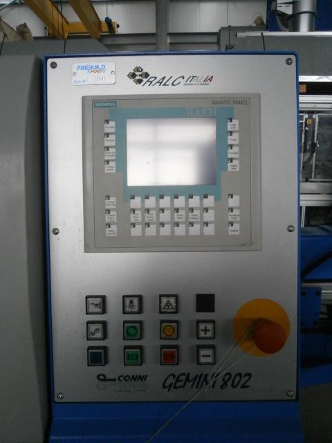 Segatrice automatica Conni Gemini 802 in vendita - foto 5