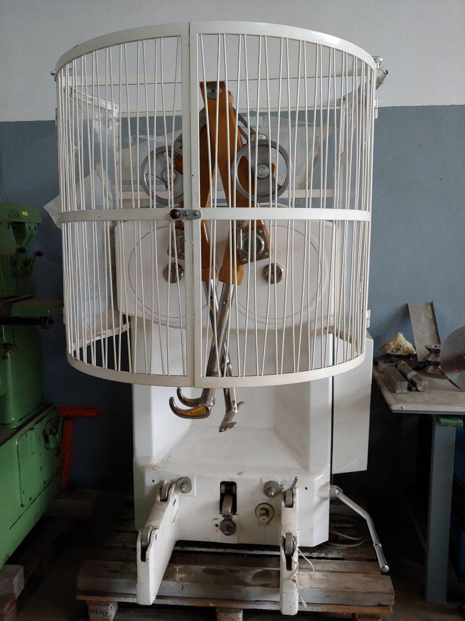 Impastatrice a bracci tuffanti Sottoriva da 120 kg in vendita - foto 3