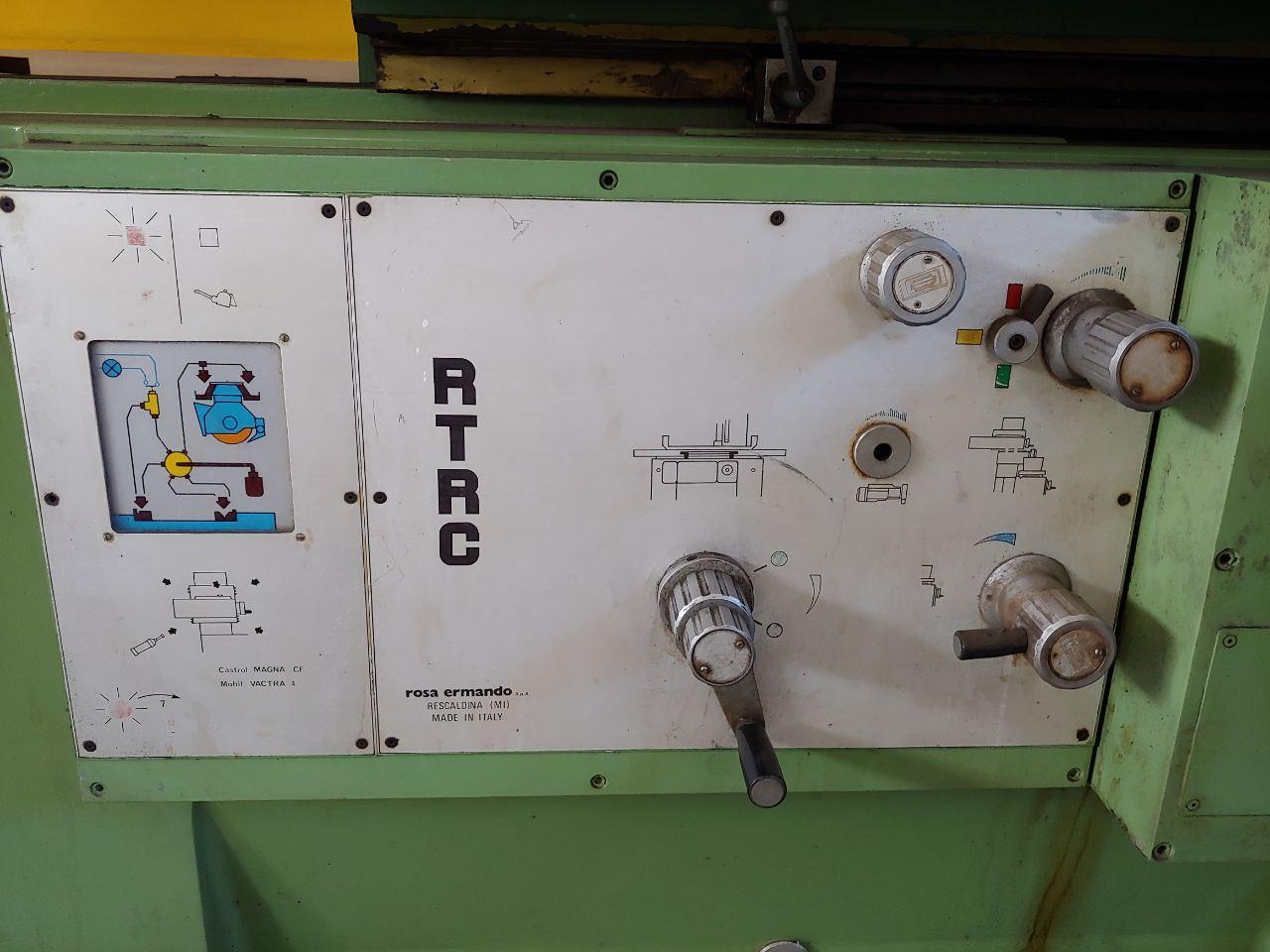Rettificatrice Tangenziale Rosa Ermando RTRC 1200.  in vendita - foto 3