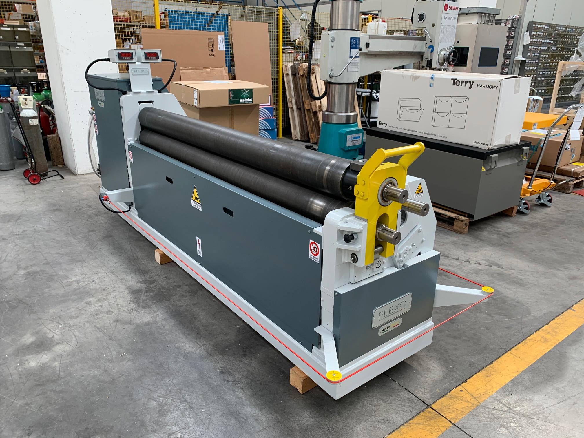 Calandra OMEC 2050 X 5 mm in vendita - foto 5