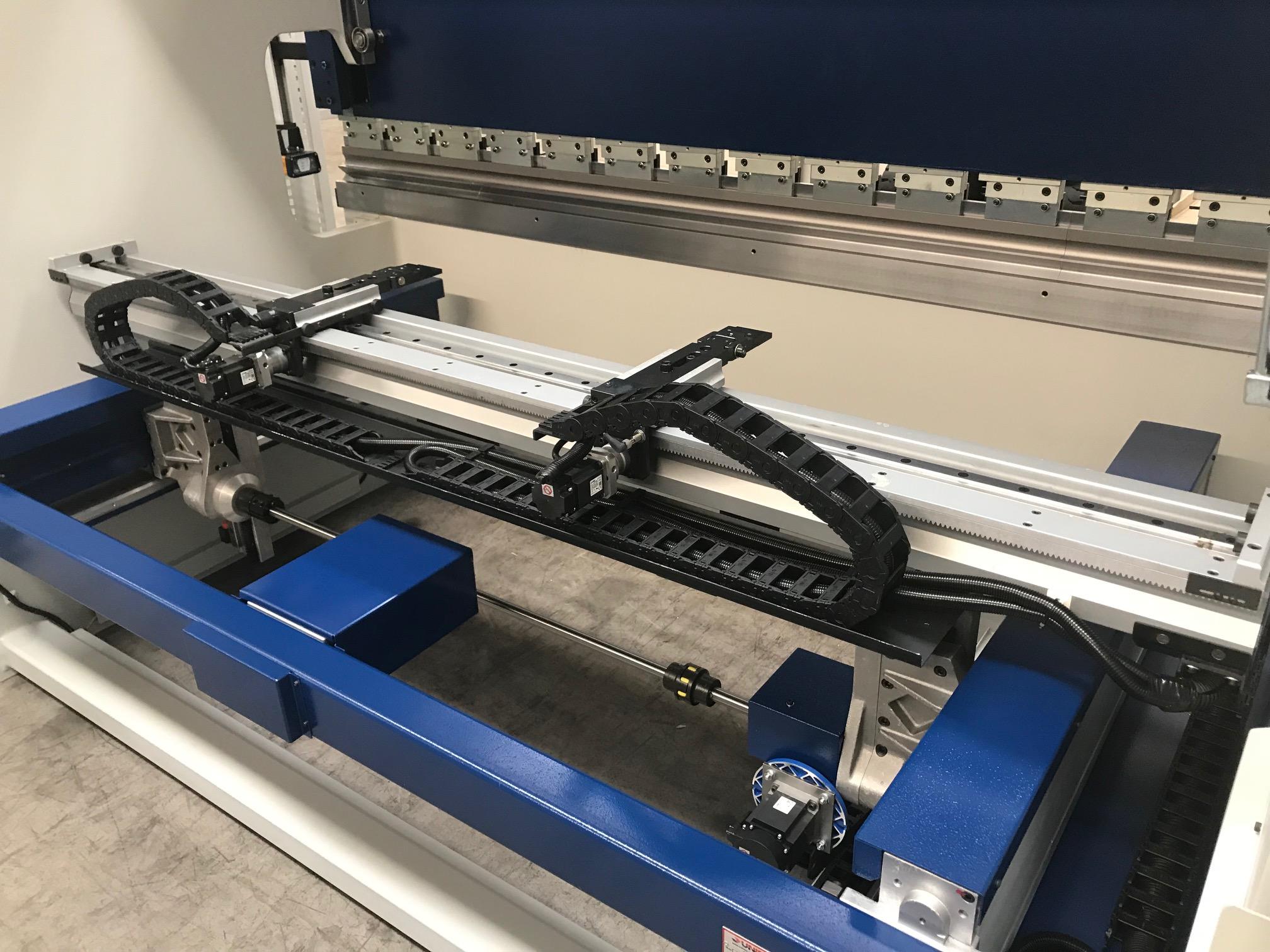 Pressa Piegatrice MVD 4100 X 220 Ton CNC 7 ASSI in vendita - foto 4
