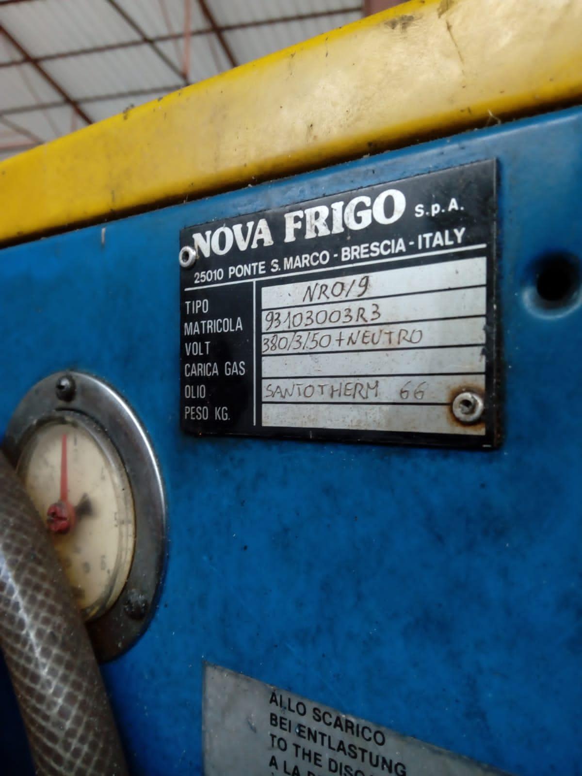 termoregolatore ad olio in vendita - foto 3