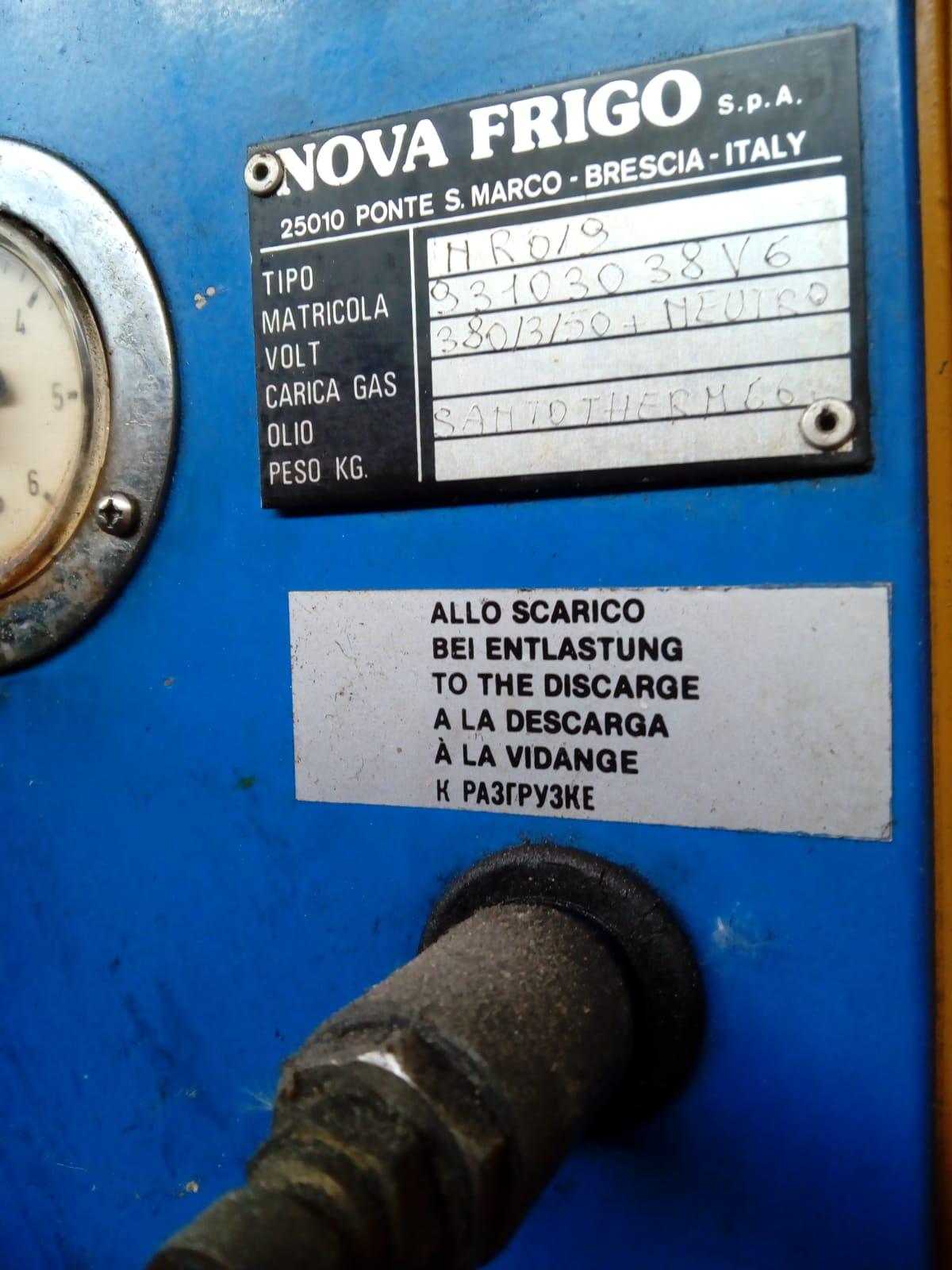 termoregolatore ad olio in vendita - foto 4