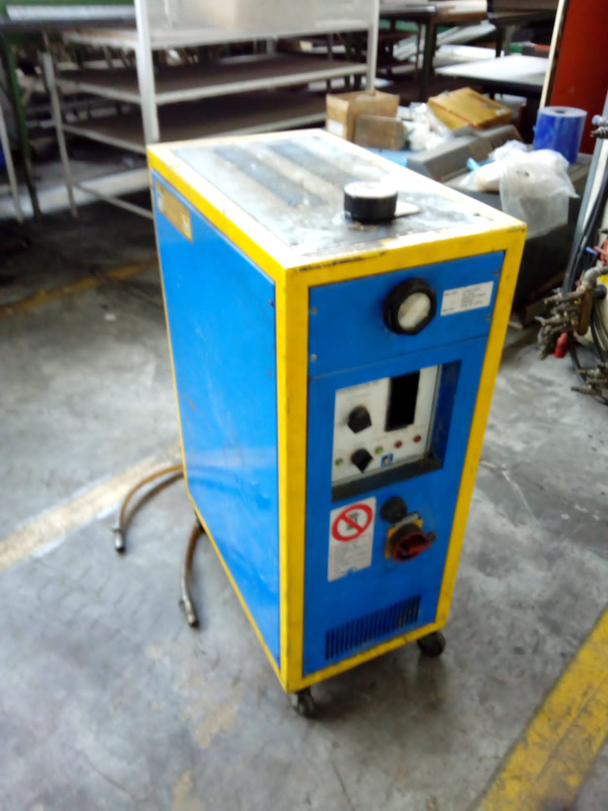 termoregolatore ad olio in vendita - foto 2