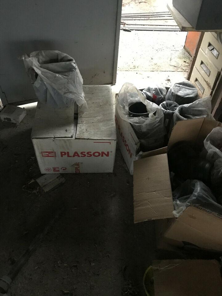 MANICOTTI ELETTROSALDABILI  MISURE PLASSON PLASTITALIA in vendita - foto 1
