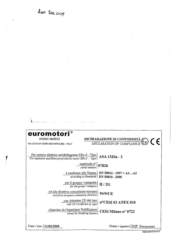 HPM DEPURATORE POLVERI VERNICIATURA SAM in vendita - foto 3