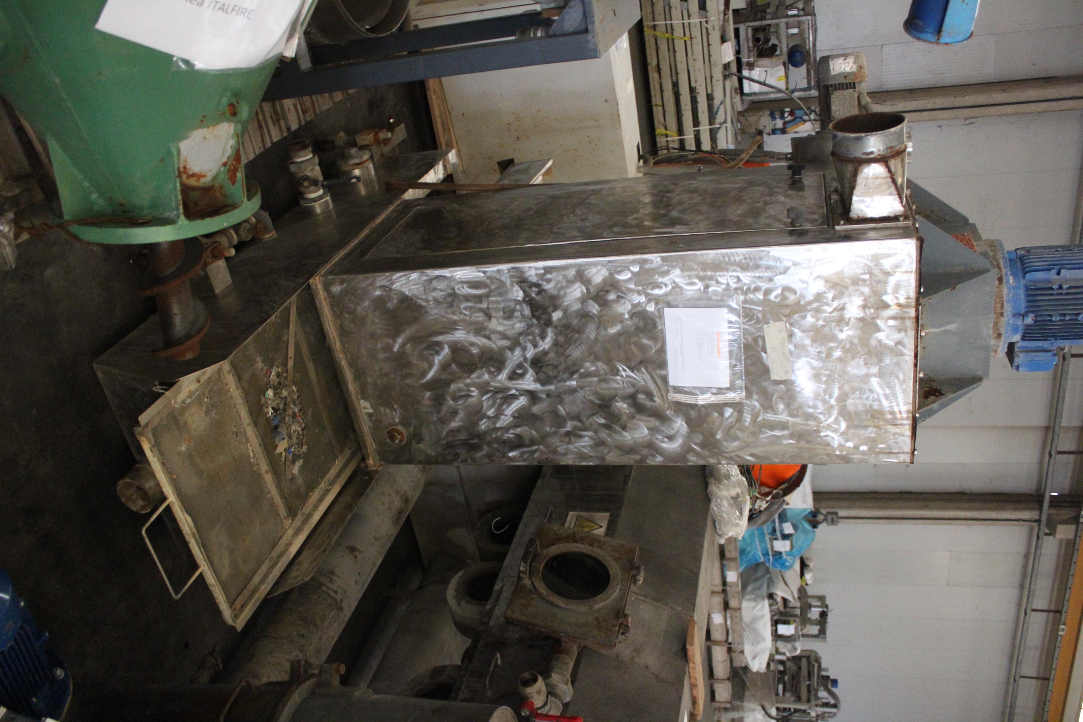 TECNOVA RECYCLING LINE 160 mm 37 L/D in vendita - foto 3