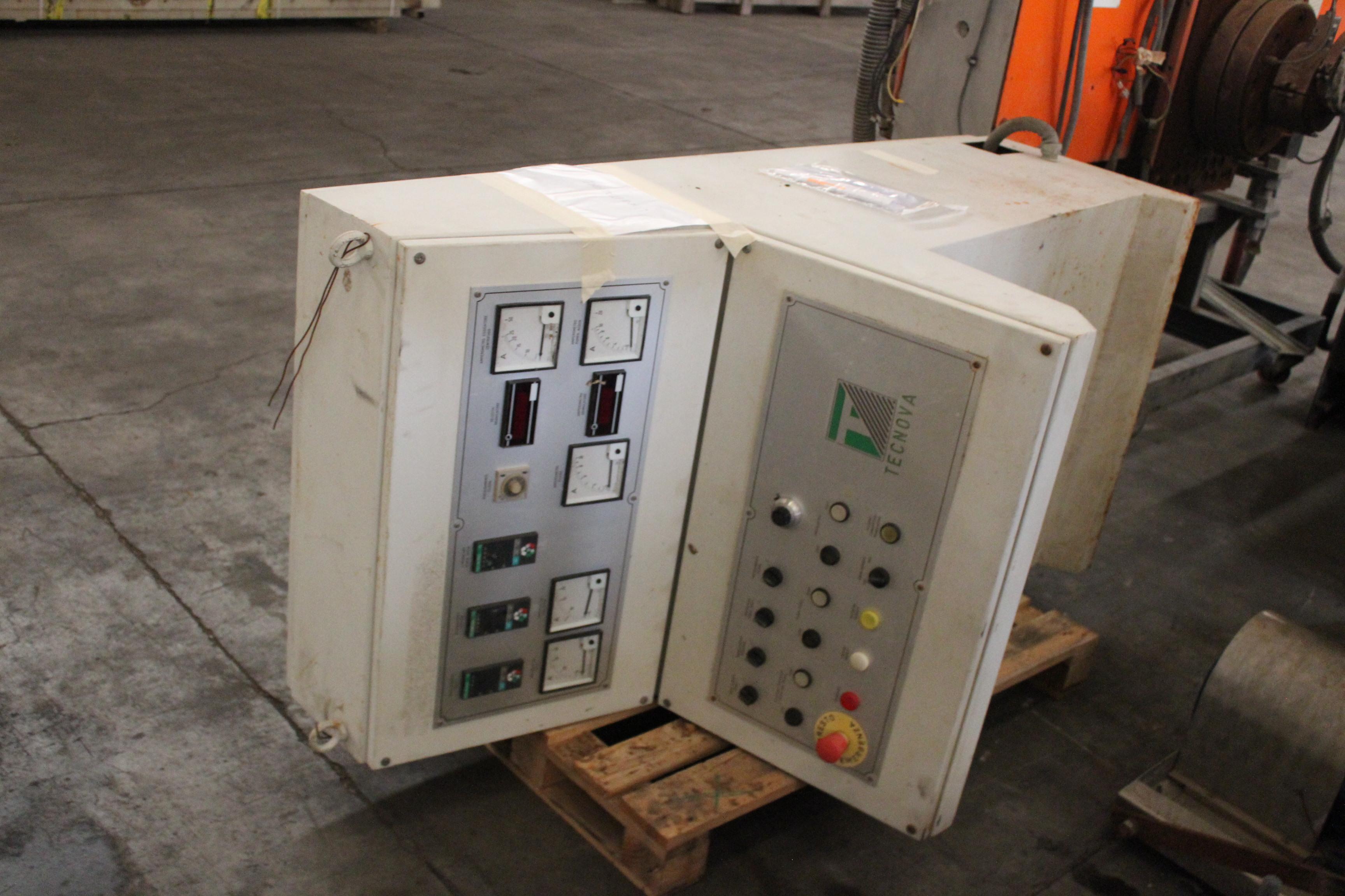 TECNOVA RECYCLING LINE 160 mm 37 L/D in vendita - foto 6