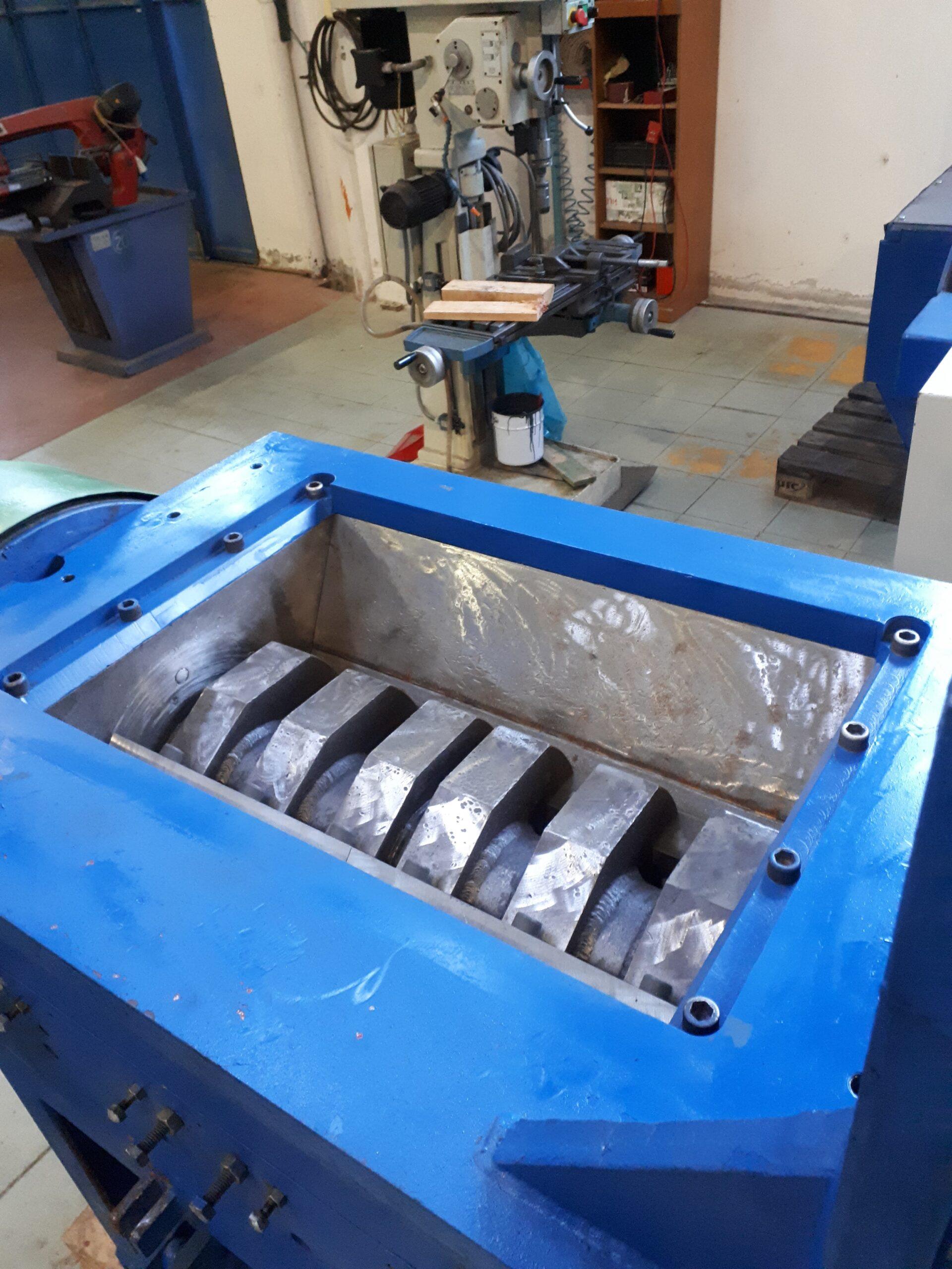 MULINO GRANULATORE 5-700 kg/h 37 kw in vendita - foto 5