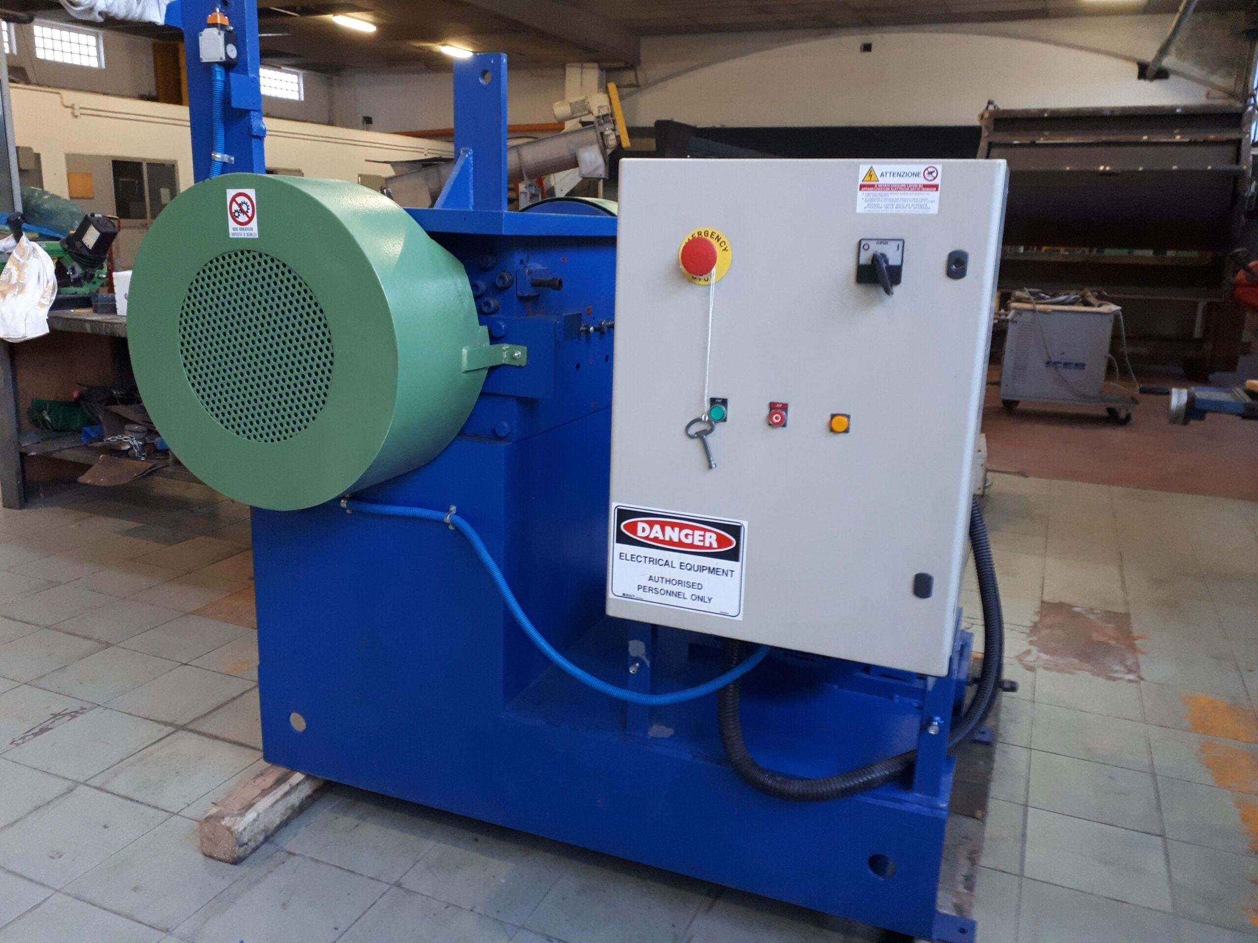 MULINO GRANULATORE 5-700 kg/h 37 kw in vendita - foto 2