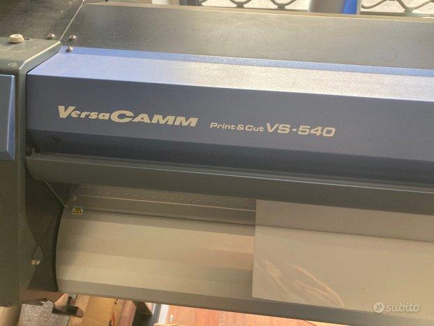 Plotter Roland VersaCamm VS-540 STAMPA E TAGLIO in vendita - foto 2