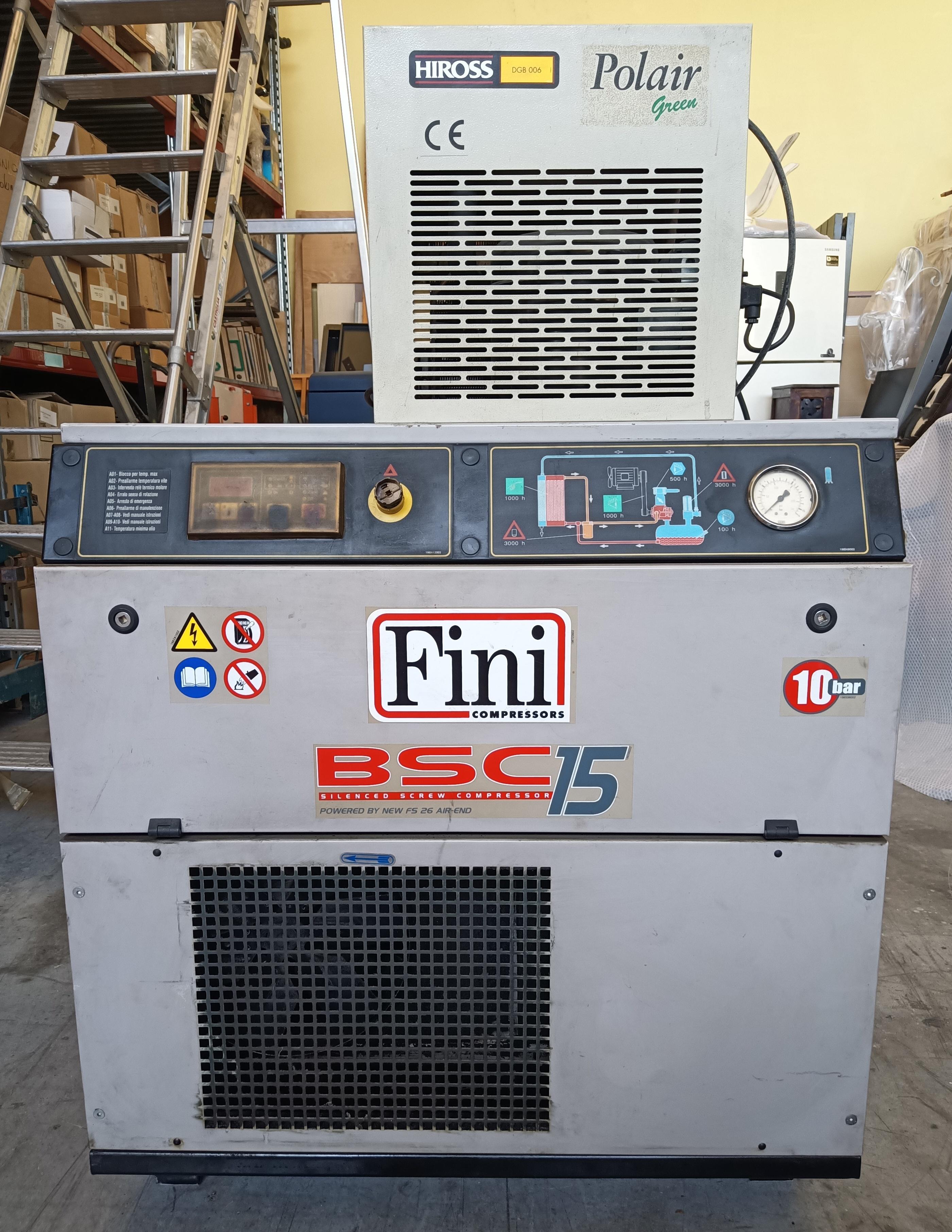 Essiccatori e accessori per compressori in vendita