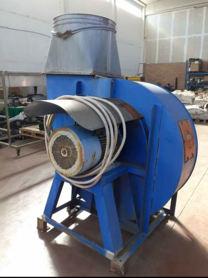Aspiratore centrifugo in vendita - foto 10