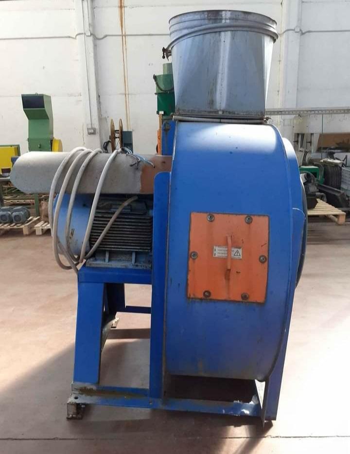 Aspiratore centrifugo in vendita - foto 7