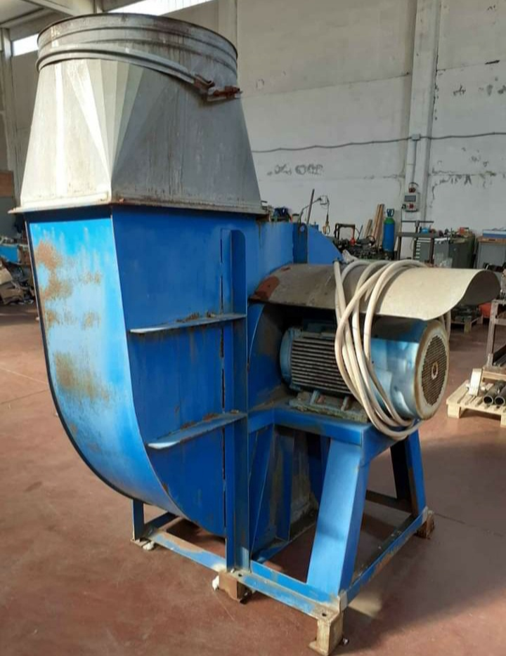 Aspiratore centrifugo in vendita - foto 6