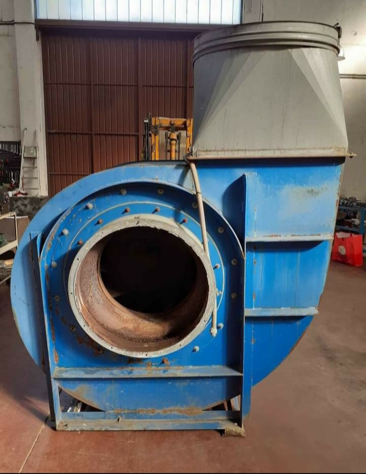 Aspiratore centrifugo in vendita - foto 2
