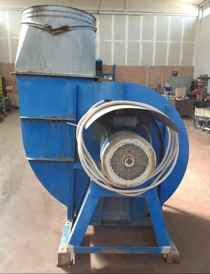 Aspiratore centrifugo in vendita - foto 9