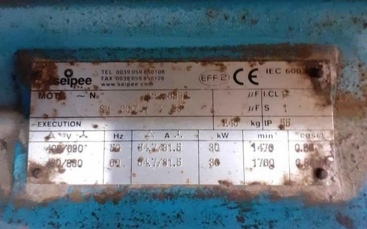 Aspiratore centrifugo in vendita - foto 8
