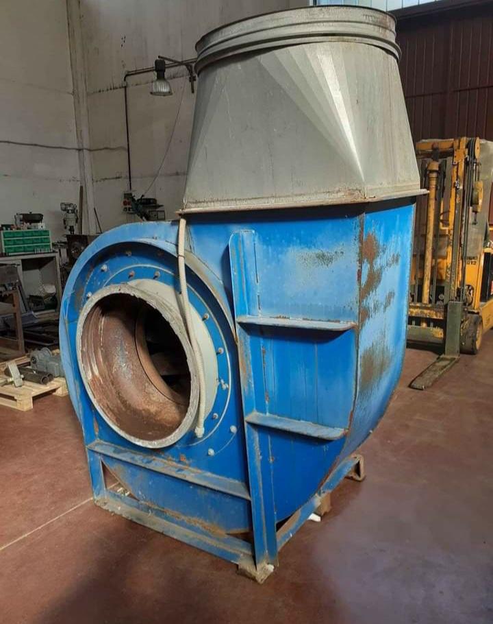 Aspiratore centrifugo in vendita - foto 1