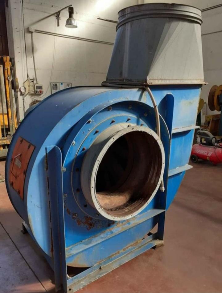 Aspiratore centrifugo in vendita - foto 3
