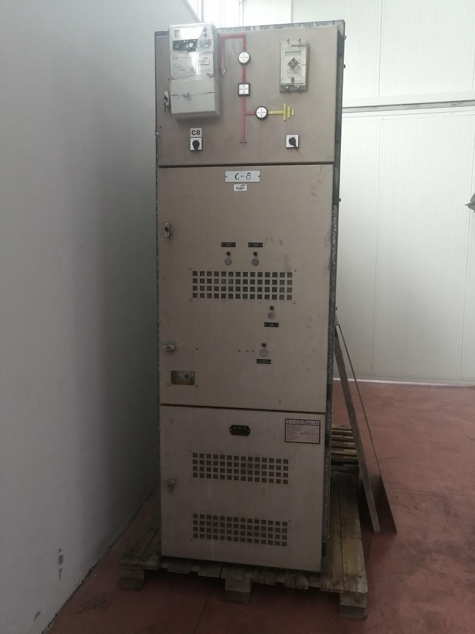 quadro elettrico di media tensione usato funzionante in vendita - foto 2