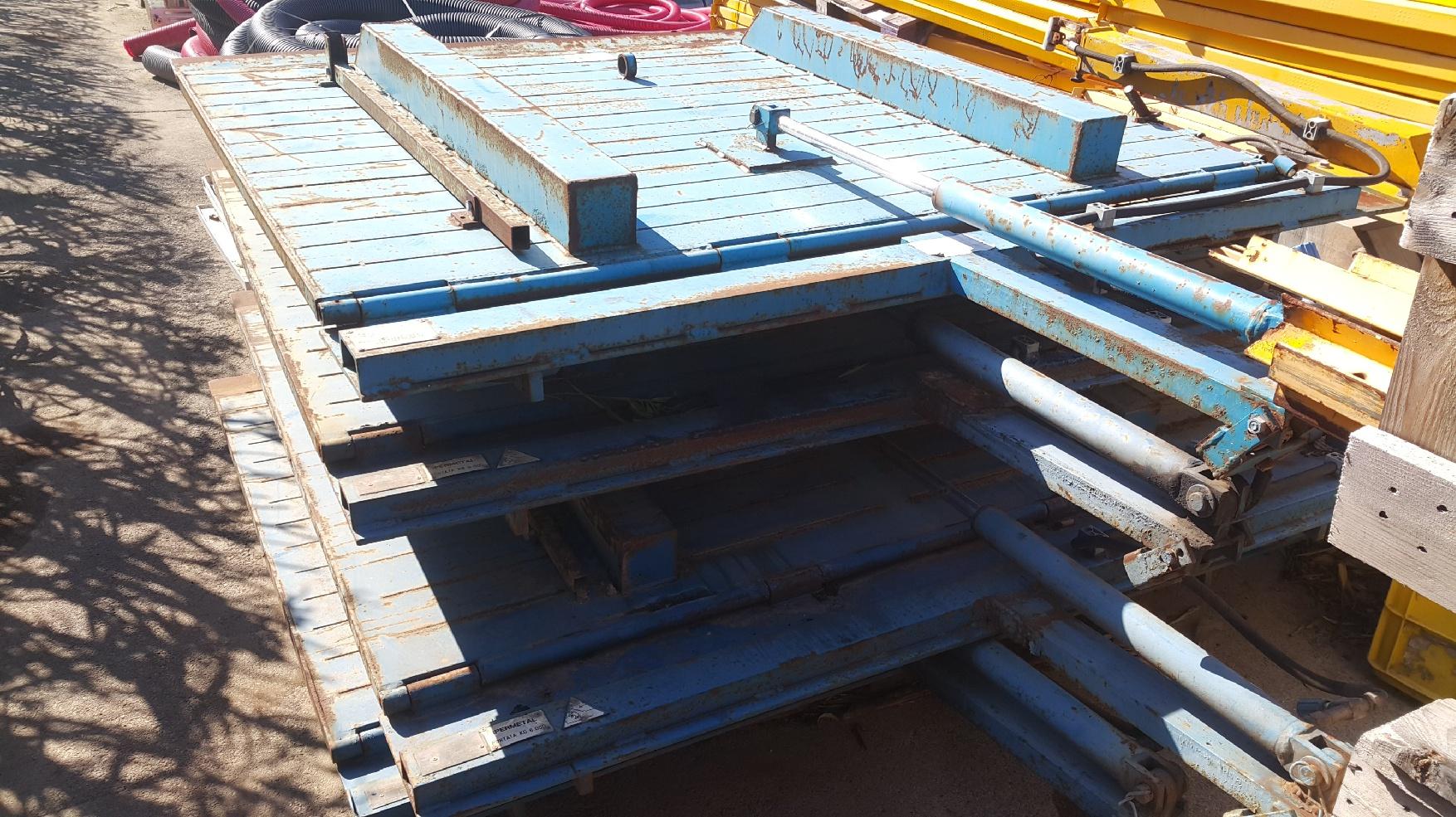 Rampe di carico complete di impianto idraulico in vendita - foto 2