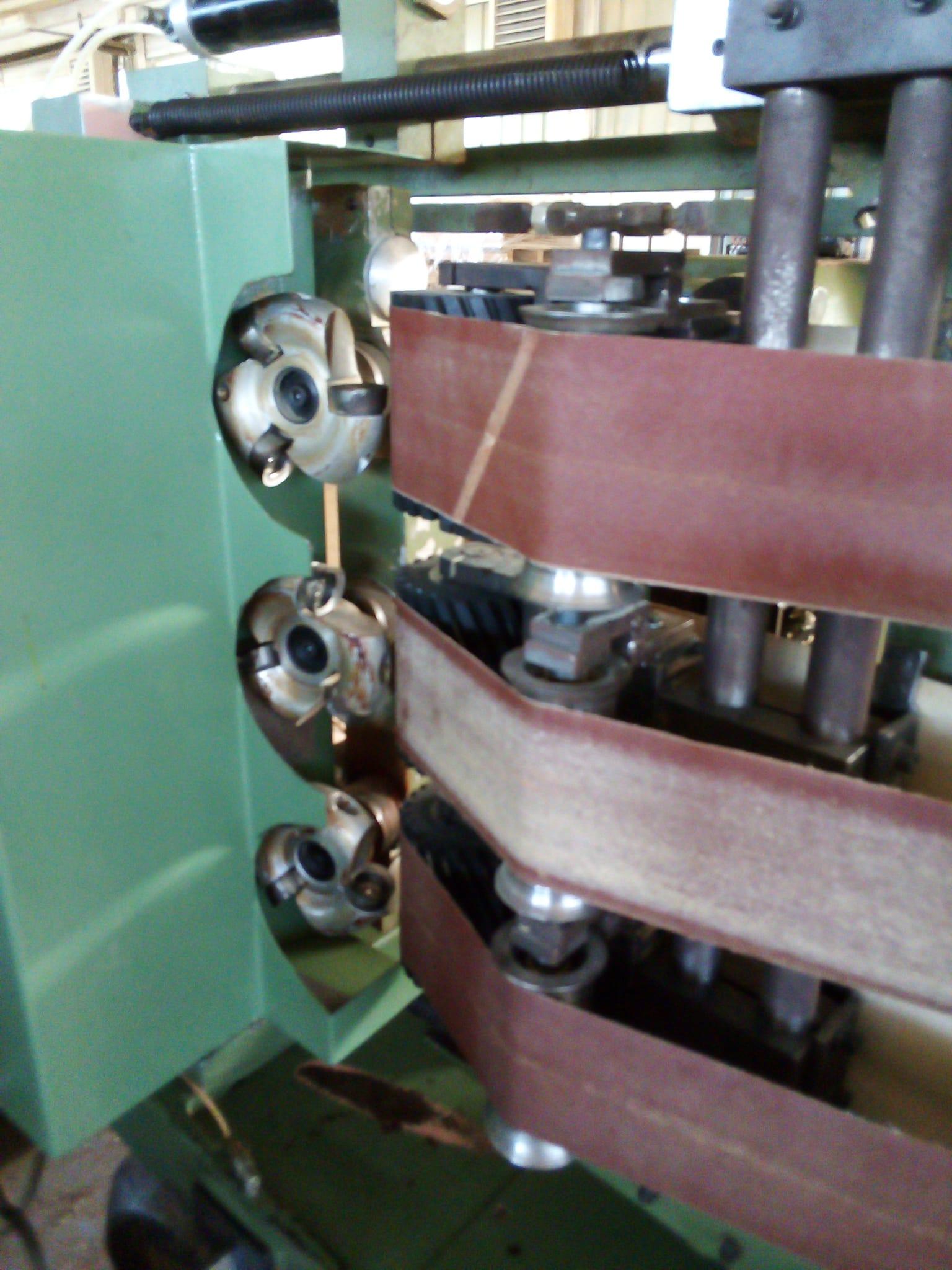 """Tornio per elementi sagomati in legno """" OMAB CG-90 """" in vendita - foto 7"""