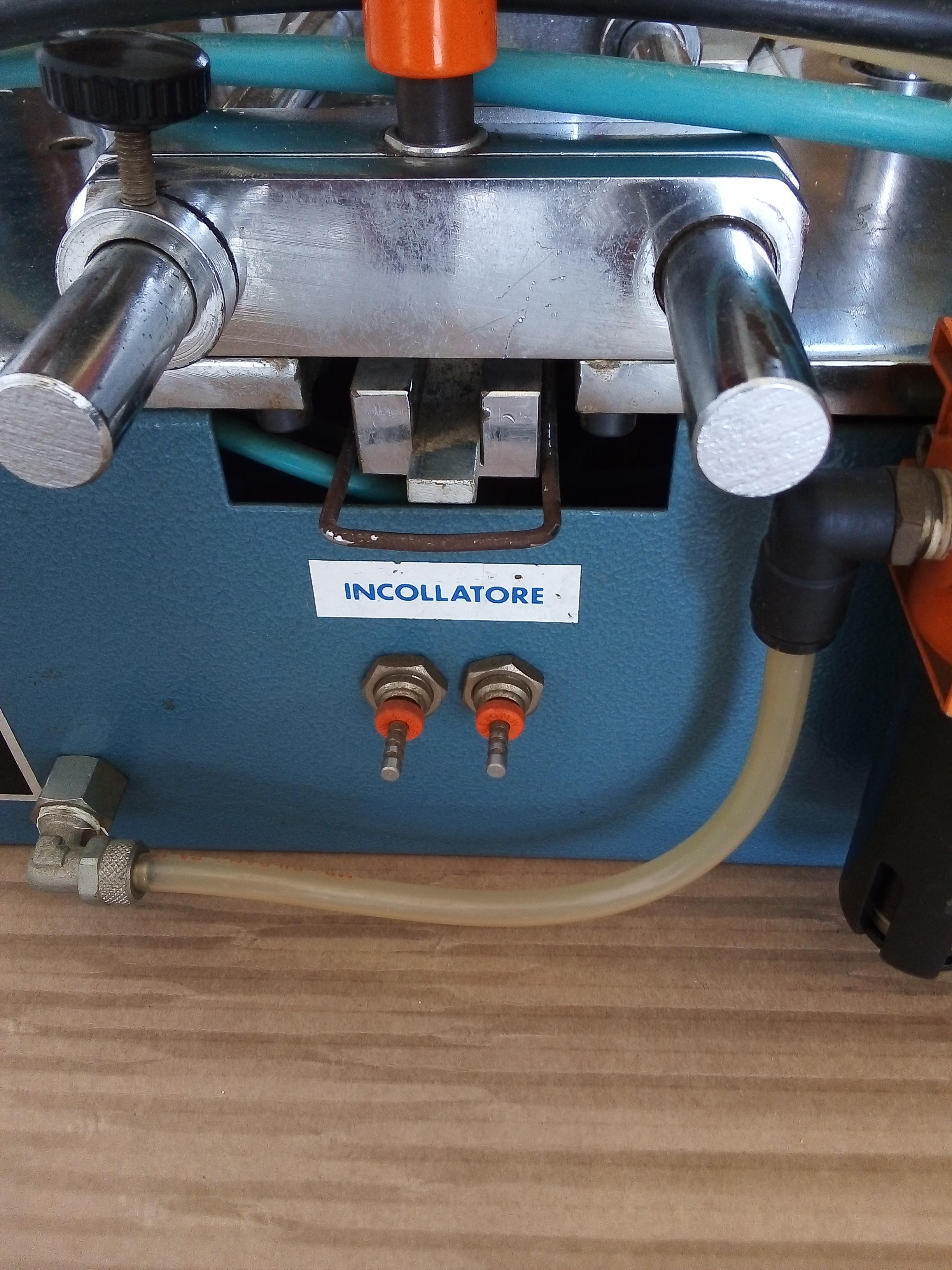 Giuntatrice pneumatica per cornici PILM JOINT 5X5 S  in vendita - foto 7