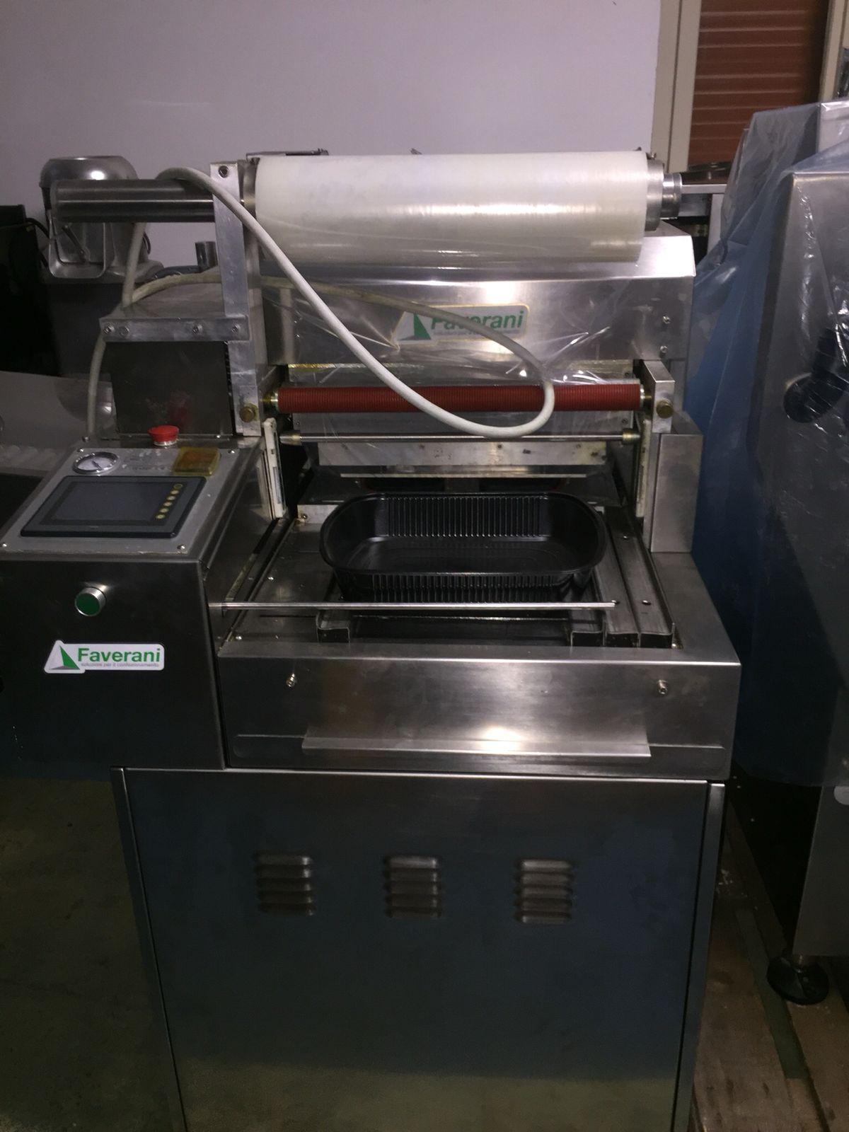 Confezionatrice elettronica sottovuoto e gas in vendita - foto 2