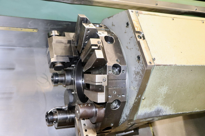 """TORNIO CNC """"GRAZIANO"""" MOD. GT 700 (ASSE C) in vendita - foto 4"""
