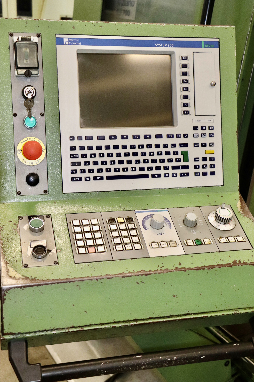 """TORNIO CNC """"GRAZIANO"""" MOD. GT 700 (ASSE C) in vendita - foto 7"""