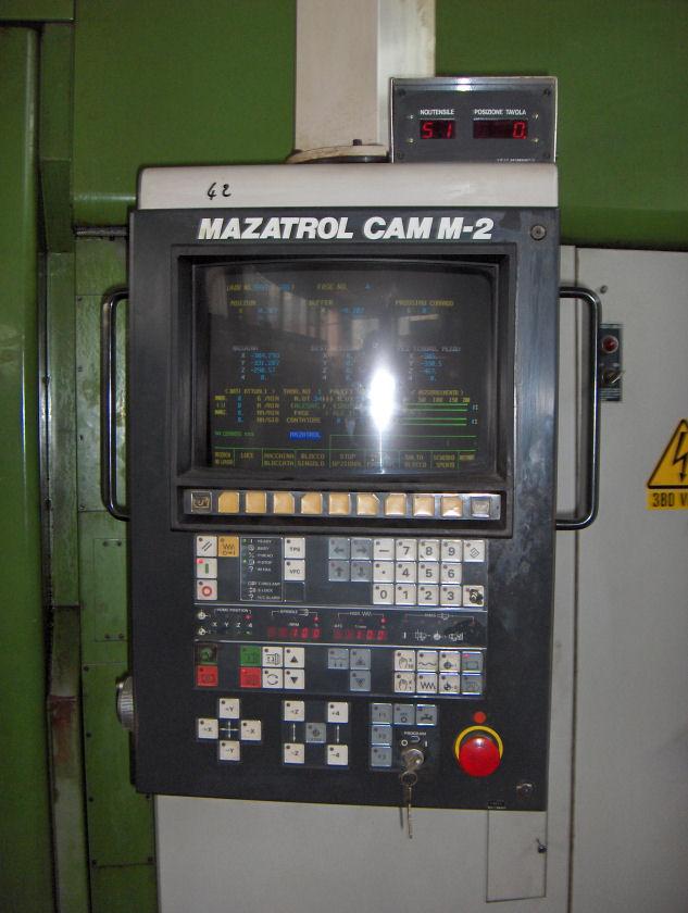 """CENTRO DI LAVORO ORIZZ. """"MAZAK"""" MOD. MICROCENTR H 12N in vendita - foto 2"""