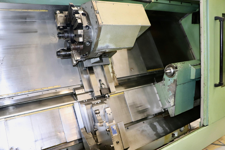 """TORNIO CNC """"GRAZIANO"""" MOD. GT 700 (ASSE C) in vendita - foto 3"""