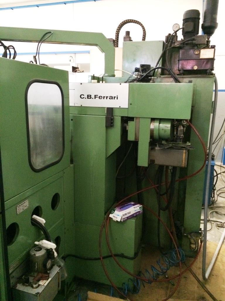 """FRESATRICE CNC """"C.B. FERRARI"""" MOD. P46 S in vendita - foto 2"""
