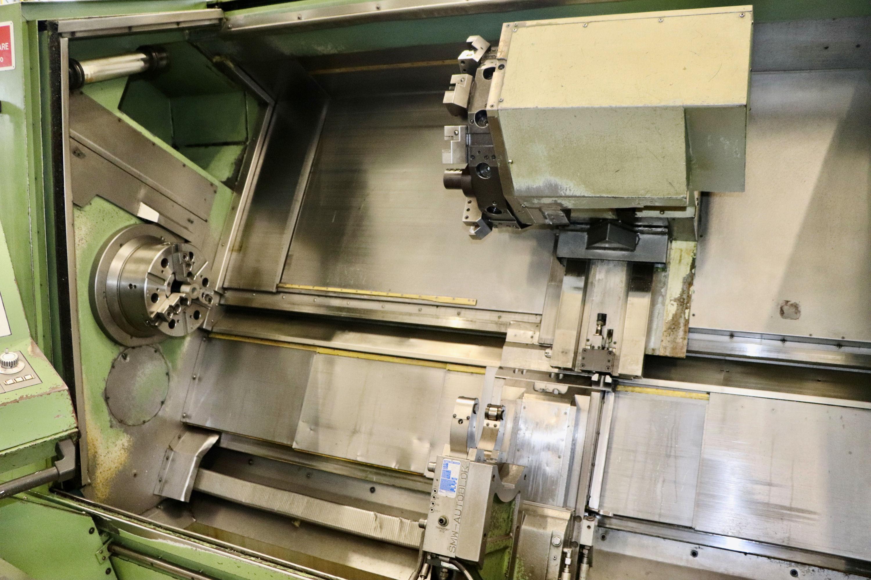 """TORNIO CNC """"GRAZIANO"""" MOD. GT 700 (ASSE C) in vendita - foto 5"""