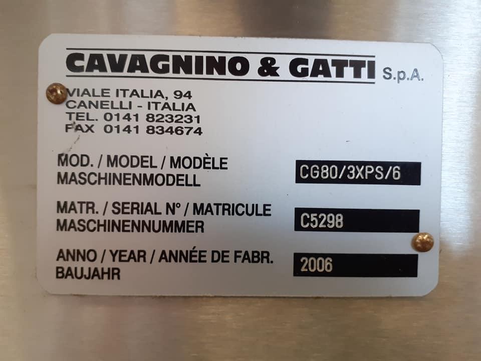 ETICHETTATRICE Cavagnino e Gatti in vendita - foto 9