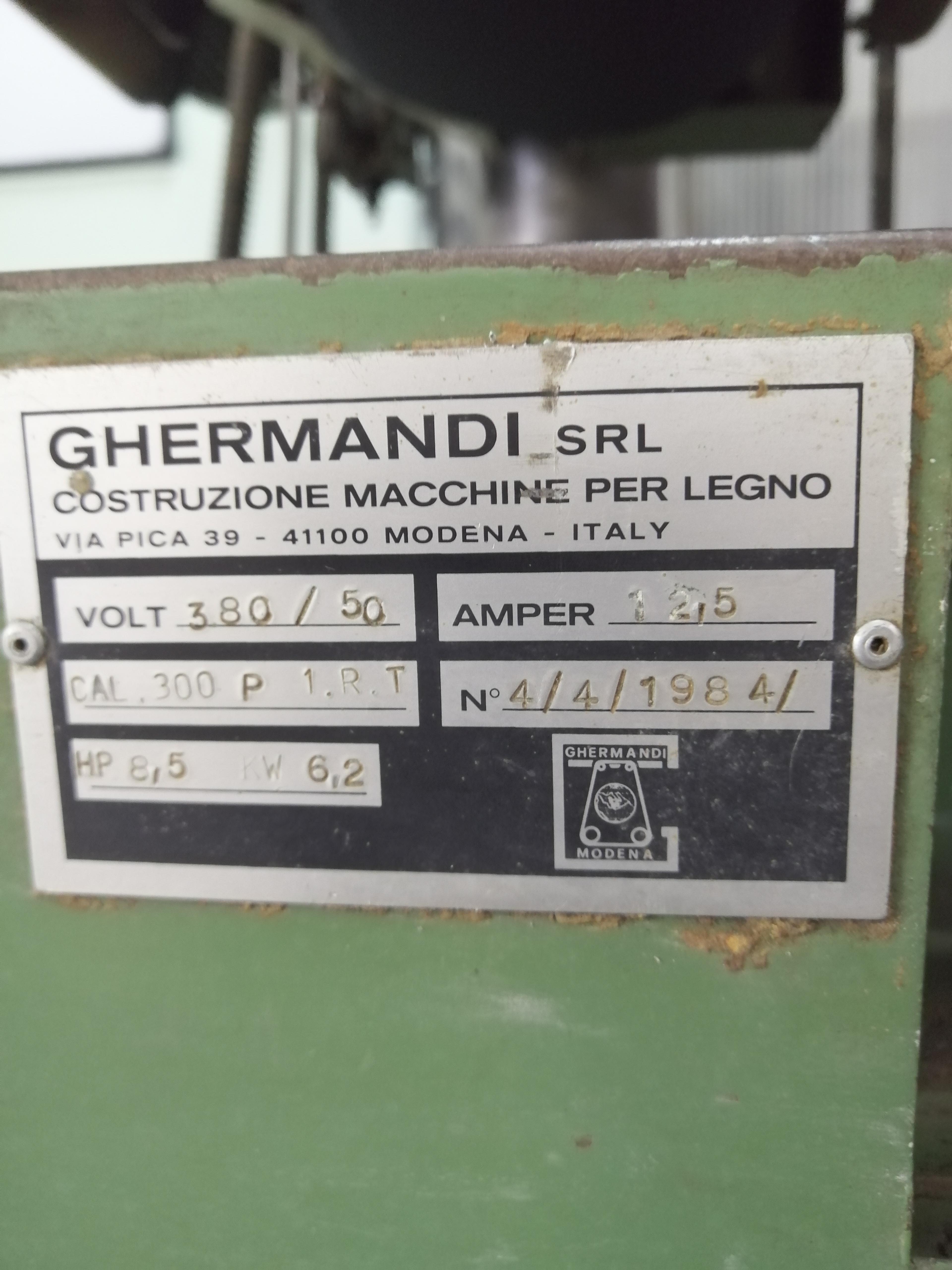 Calibratrice GHERMANDI CALIBER 300 - 1NT in vendita - foto 5