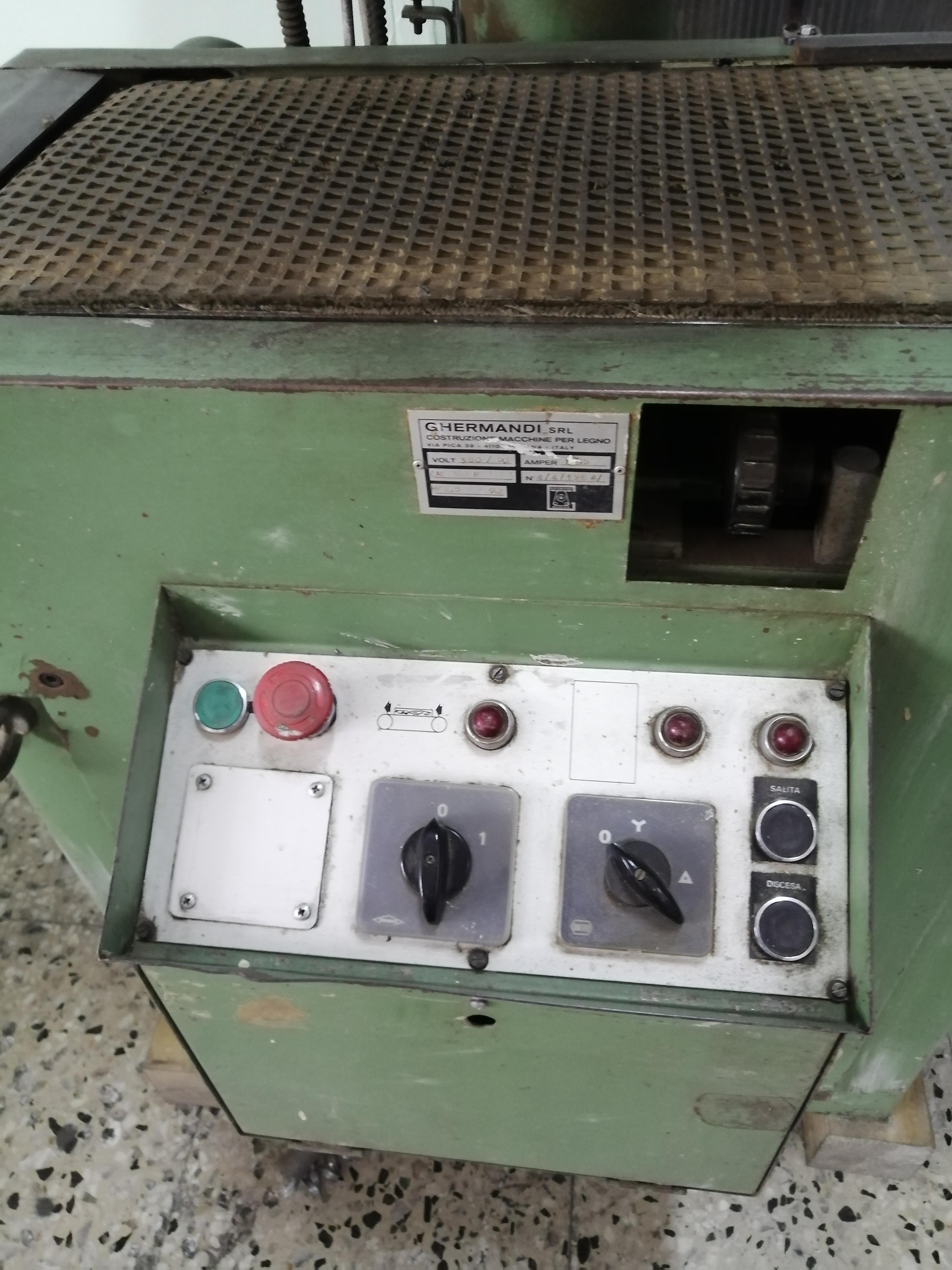 Calibratrice GHERMANDI CALIBER 300 - 1NT in vendita - foto 6