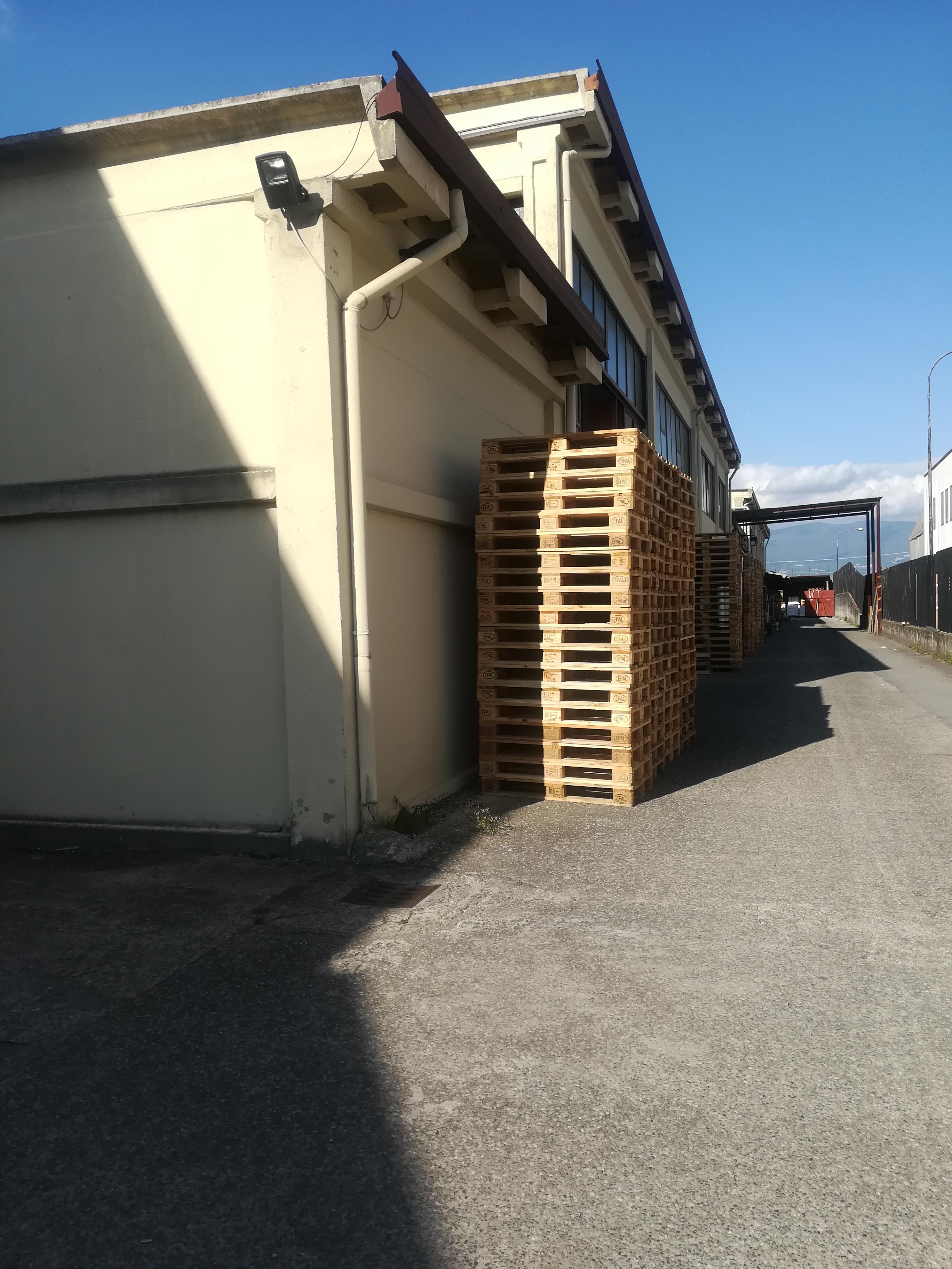 capannone con area esterna in vendita - foto 2