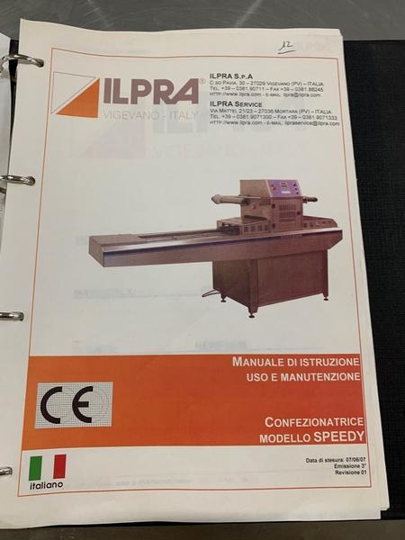 Termosigillatrice Ilpra Speedy V/G in vendita - foto 12