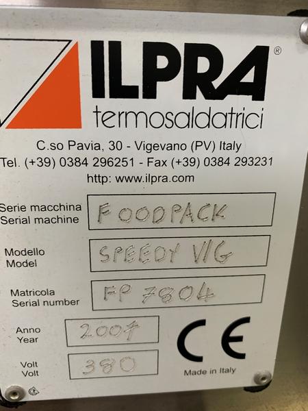 Termosigillatrice Ilpra Speedy V/G in vendita - foto 8