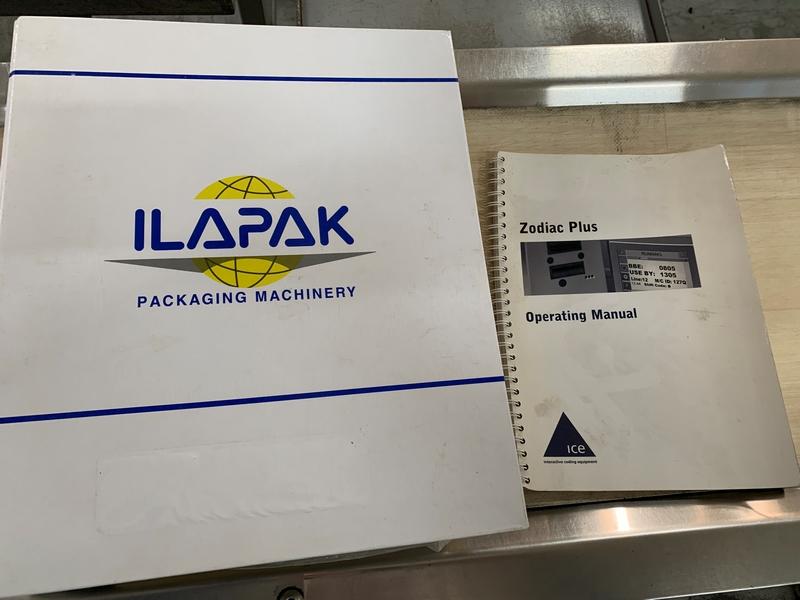 Confezionatrice Ilapak Astra in vendita - foto 15
