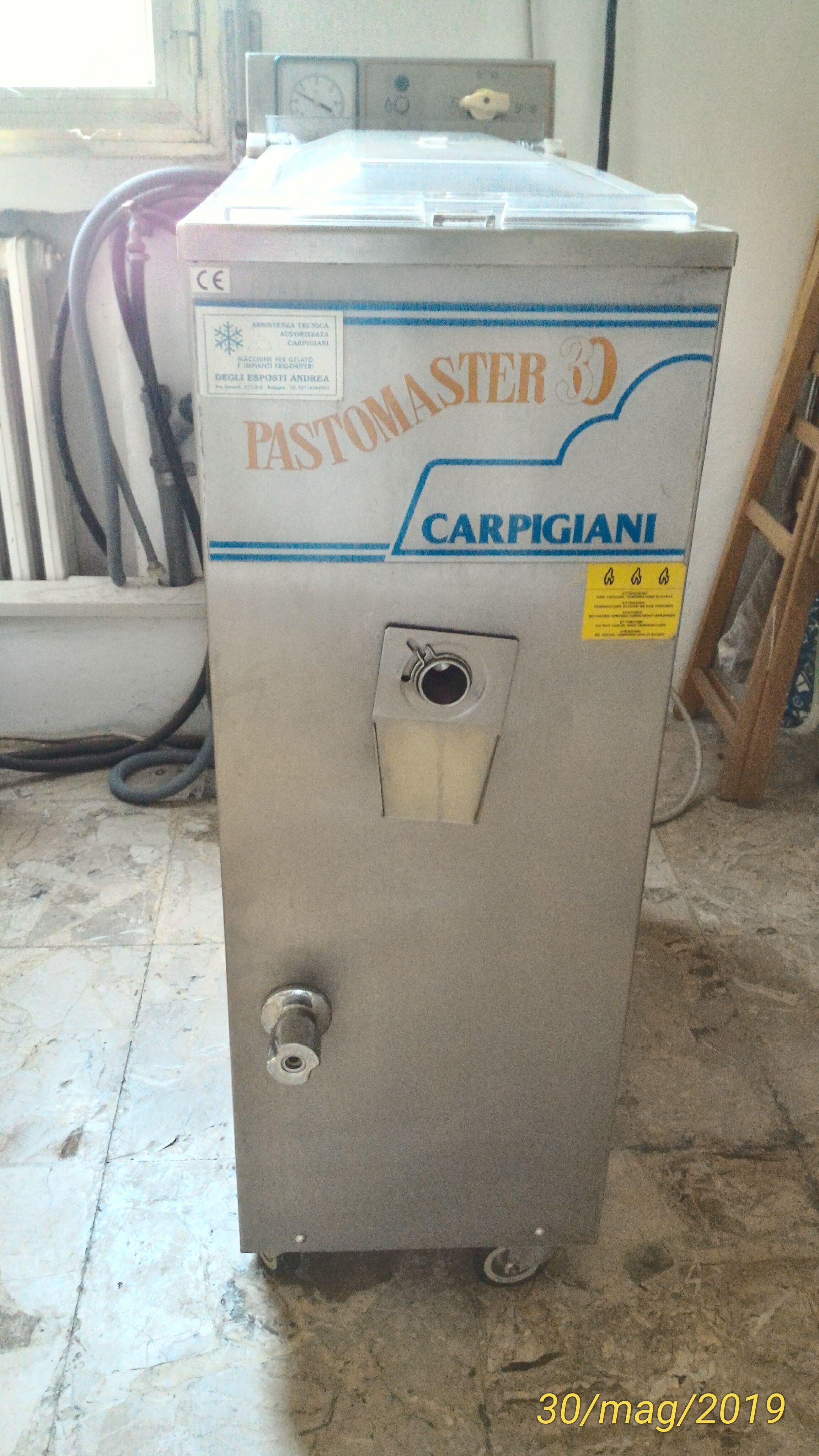 Vendo 2 Mantecatori + 2 Pastorizzatori + 3 frighi in vendita - foto 3